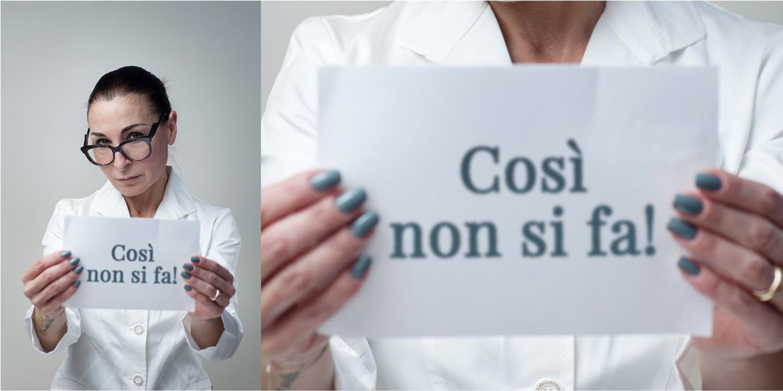 non si fa - Dott.ssa Daniela Cangelosi, medicina ad indirizzo estetico